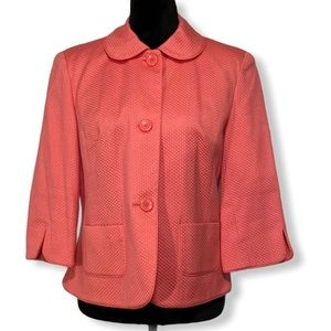 East 5th blazer jacket large button
